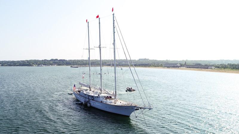 1983 PALMER JOHNSON Tri-Masted Staysail Cruising Sailboat 2475350