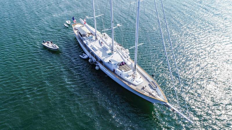 1983 PALMER JOHNSON Tri-Masted Staysail Cruising Sailboat 2475351