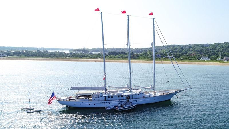 1983 PALMER JOHNSON Tri-Masted Staysail Cruising Sailboat 2475352