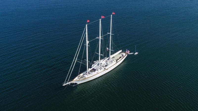 1983 PALMER JOHNSON Tri-Masted Staysail Cruising Sailboat 2475353
