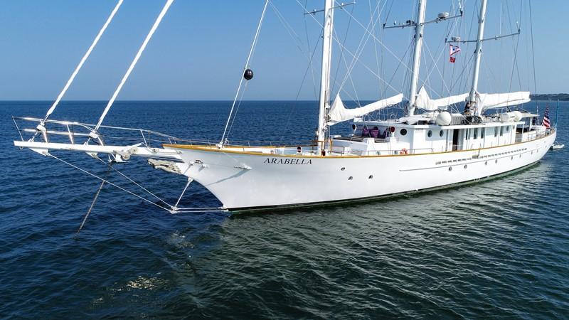 1983 PALMER JOHNSON Tri-Masted Staysail Cruising Sailboat 2475354
