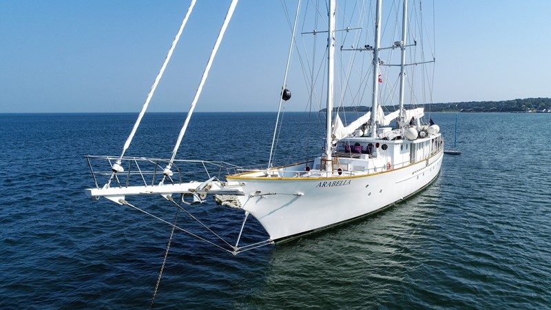 1983 PALMER JOHNSON Tri-Masted Staysail Cruising Sailboat 2475355