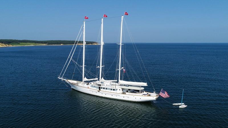 1983 PALMER JOHNSON Tri-Masted Staysail Cruising Sailboat 2475356
