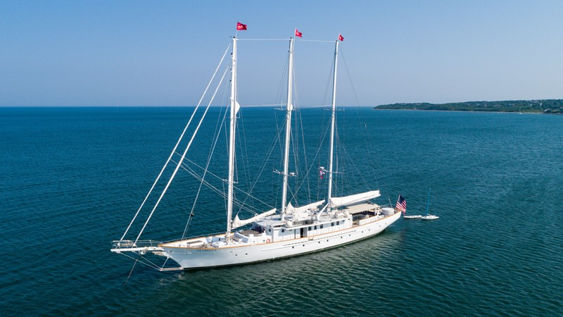 1983 PALMER JOHNSON Tri-Masted Staysail Cruising Sailboat 2475357
