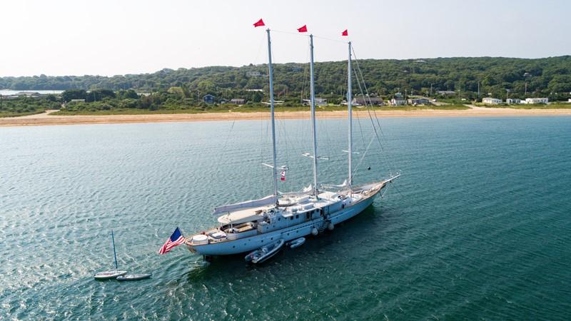 1983 PALMER JOHNSON Tri-Masted Staysail Cruising Sailboat 2475358