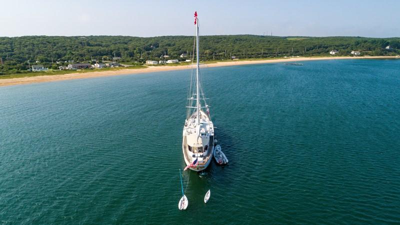 1983 PALMER JOHNSON Tri-Masted Staysail Cruising Sailboat 2475359