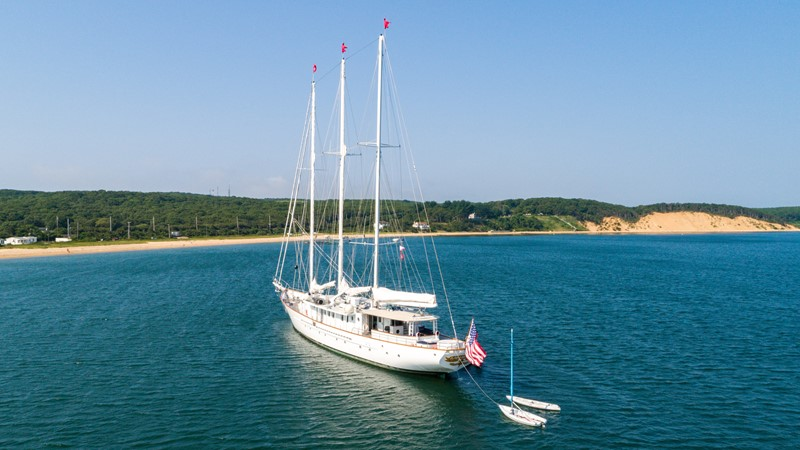 1983 PALMER JOHNSON Tri-Masted Staysail Cruising Sailboat 2475360