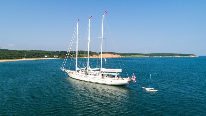 1983 PALMER JOHNSON Tri-Masted Staysail Cruising Sailboat 2475361