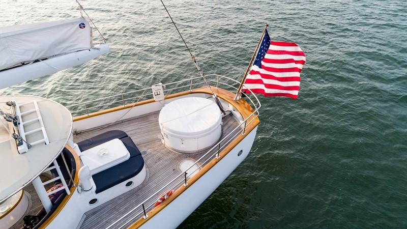 1983 PALMER JOHNSON Tri-Masted Staysail Cruising Sailboat 2475362