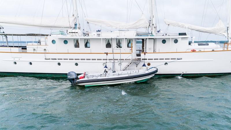 1983 PALMER JOHNSON Tri-Masted Staysail Cruising Sailboat 2475369