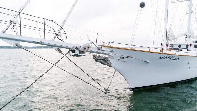 1983 PALMER JOHNSON Tri-Masted Staysail Cruising Sailboat 2475371