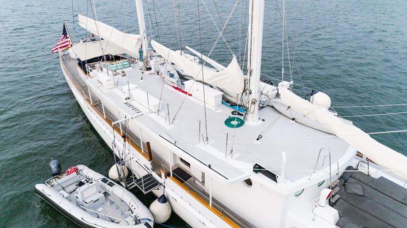 1983 PALMER JOHNSON Tri-Masted Staysail Cruising Sailboat 2475372