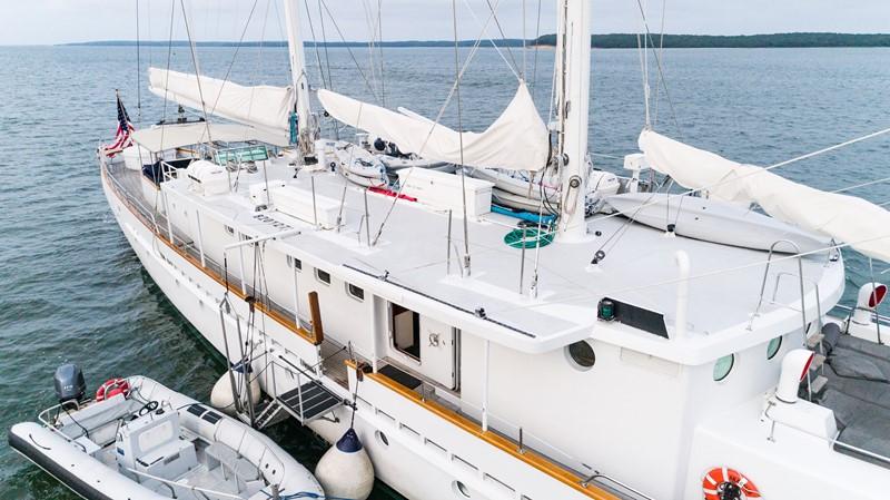 1983 PALMER JOHNSON Tri-Masted Staysail Cruising Sailboat 2475374