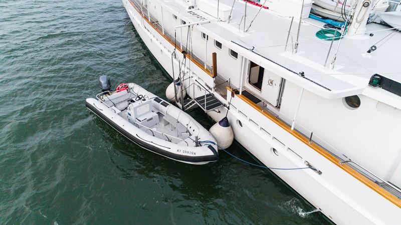 1983 PALMER JOHNSON Tri-Masted Staysail Cruising Sailboat 2475376