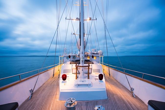 1983 PALMER JOHNSON Tri-Masted Staysail Cruising Sailboat 2475386