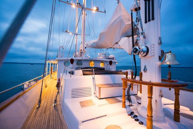 1983 PALMER JOHNSON Tri-Masted Staysail Cruising Sailboat 2475388
