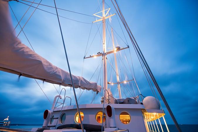 1983 PALMER JOHNSON Tri-Masted Staysail Cruising Sailboat 2475394