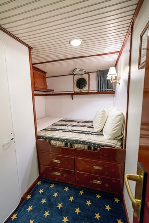 1983 PALMER JOHNSON Tri-Masted Staysail Cruising Sailboat 2475415