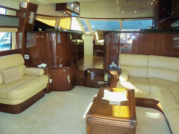 Salon Looking Forward 2008 NEPTUNUS Flybridge Motoryacht Cruiser 2498044