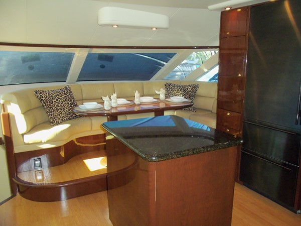 Galley Island 2008 NEPTUNUS Flybridge Motoryacht Cruiser 2498054
