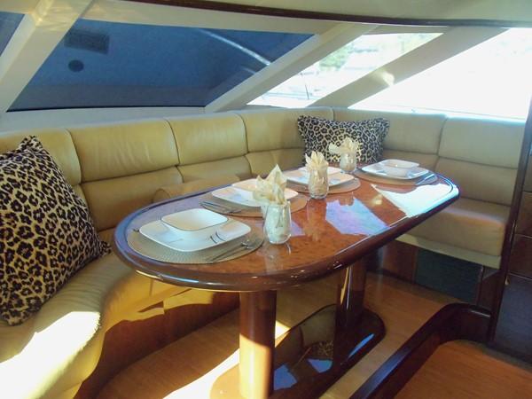 Galley Dining Area 2008 NEPTUNUS Flybridge Motoryacht Cruiser 2498057