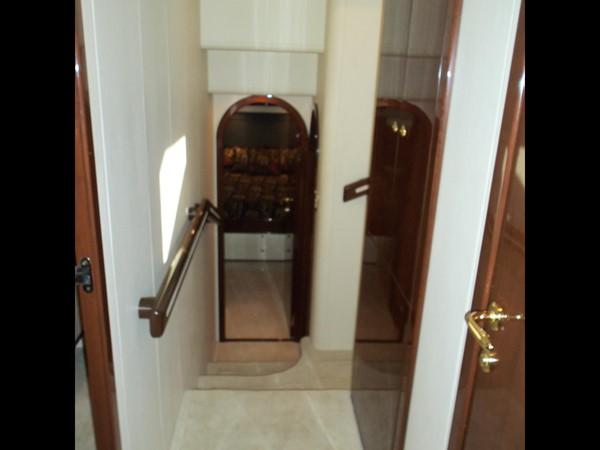 Accommodation Companionway 2008 NEPTUNUS Flybridge Motoryacht Cruiser 2498060