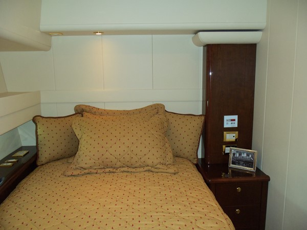 Starboard Guest Cabin Looking Aft 2008 NEPTUNUS Flybridge Motoryacht Cruiser 2498071