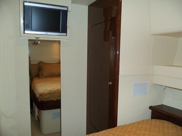 Starboard Guest Cabin Looking Forward 2008 NEPTUNUS Flybridge Motoryacht Cruiser 2498072