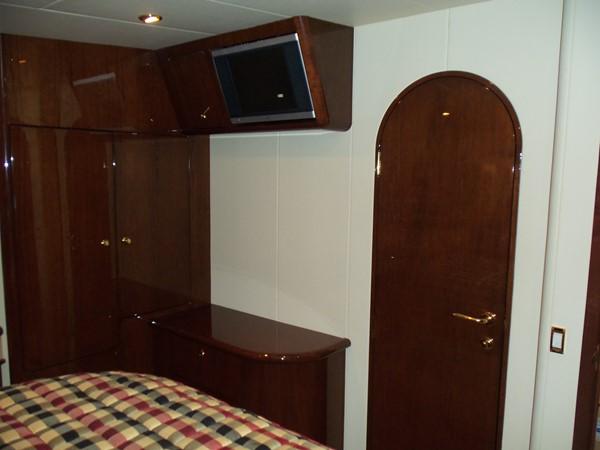 VIP Looking Aft 2008 NEPTUNUS Flybridge Motoryacht Cruiser 2498077
