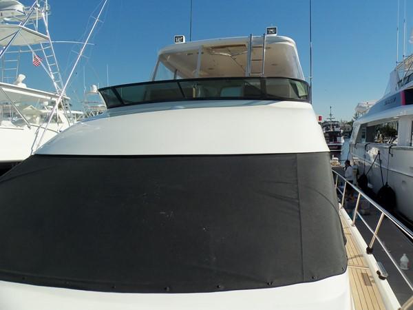 Textulene Windshield Cover 2008 NEPTUNUS Flybridge Motoryacht Cruiser 2498080