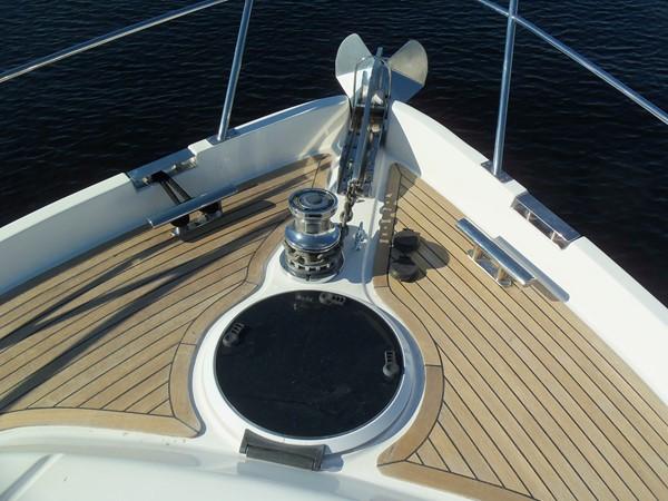 Windlass Detail 2008 NEPTUNUS Flybridge Motoryacht Cruiser 2498081