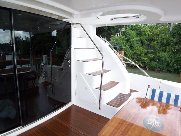 Aft Deck 2008 NEPTUNUS Flybridge Motoryacht Cruiser 2498086