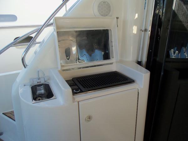 Aft Deck Grill 2008 NEPTUNUS Flybridge Motoryacht Cruiser 2498087