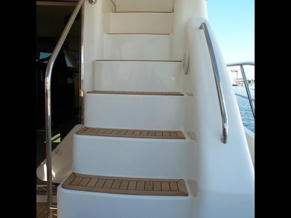 Easy Flybridge Stairs 2008 NEPTUNUS Flybridge Motoryacht Cruiser 2498088