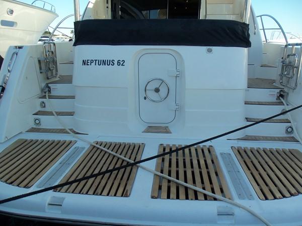 Transom Area 2008 NEPTUNUS Flybridge Motoryacht Cruiser 2498089