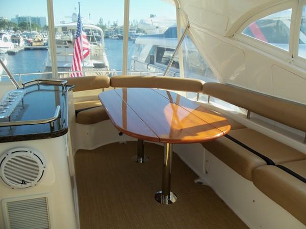 Dining Table 2008 NEPTUNUS Flybridge Motoryacht Cruiser 2498100