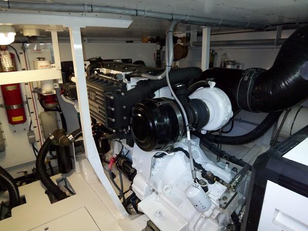 Starboard Engine 2008 NEPTUNUS Flybridge Motoryacht Cruiser 2498115