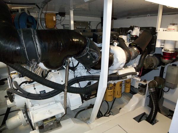 Port Engine 2008 NEPTUNUS Flybridge Motoryacht Cruiser 2498116