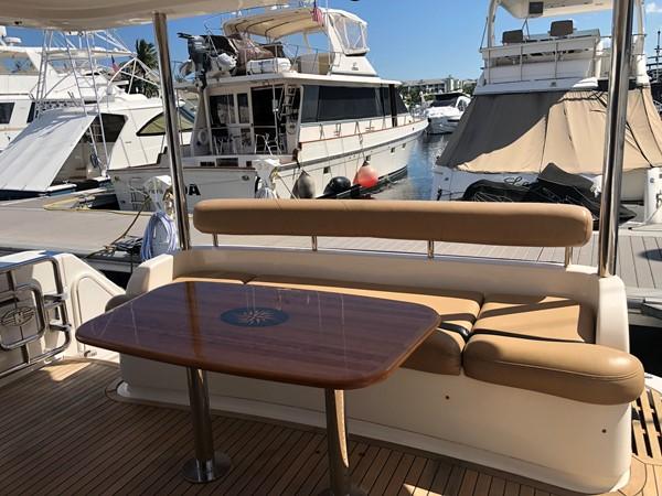 Aft Deck 2008 NEPTUNUS Flybridge Motoryacht Cruiser 2499471