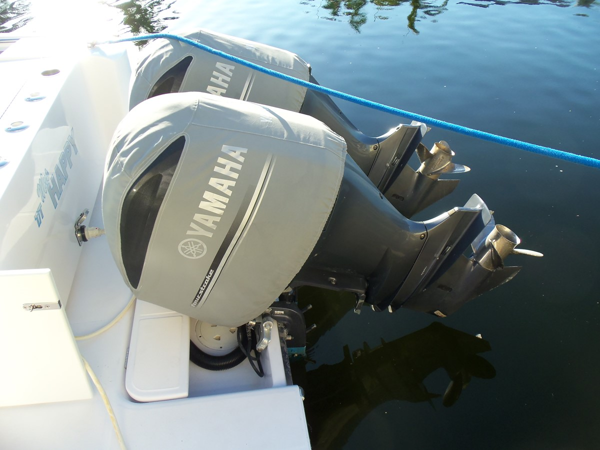 Engines Fully Above Water 2014 BELZONA MARINE  325 CC Center Console 2478817