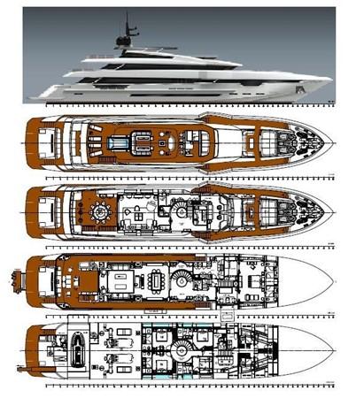 2014 ROSSI NAVI Prince Shark Motor Yacht 2476810