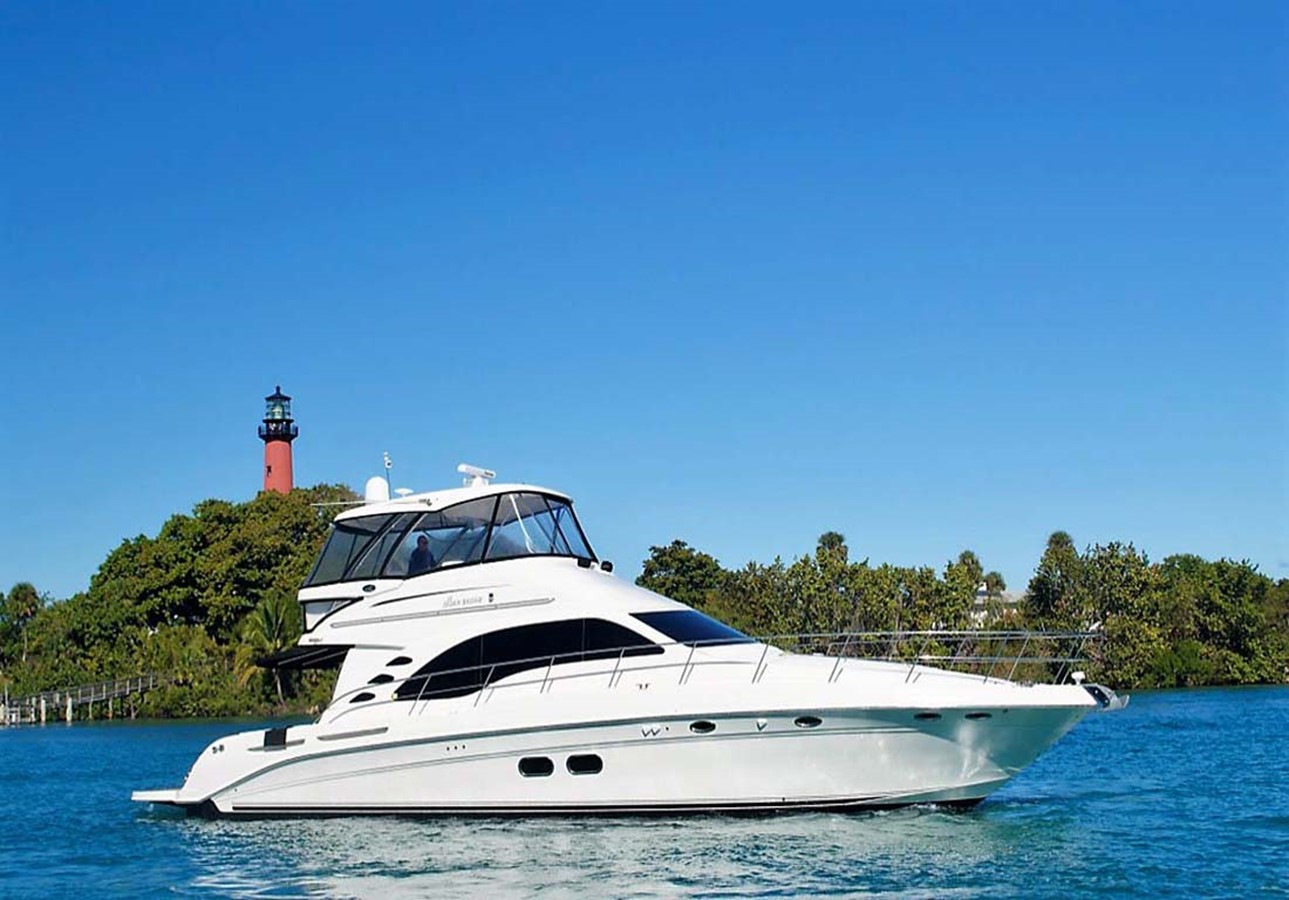 2006 SEA RAY Sedan Bridge Motor Yacht 2476818