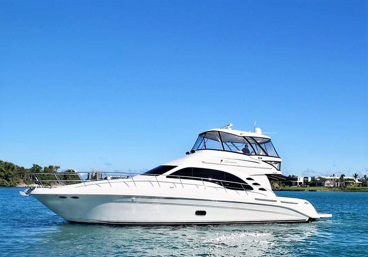 2006 SEA RAY Sedan Bridge Motor Yacht 2476821