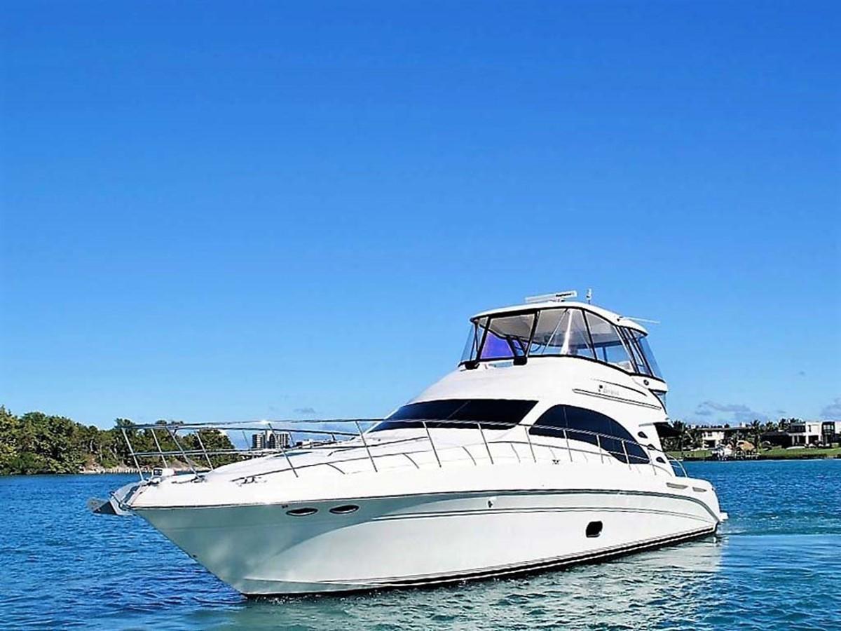 2006 SEA RAY Sedan Bridge Motor Yacht 2476822