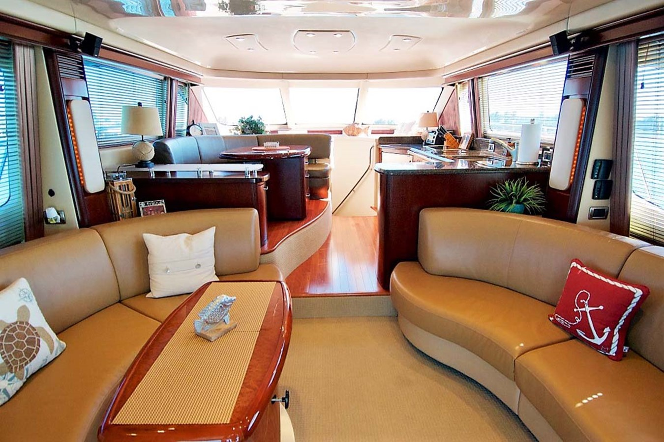 2006 SEA RAY Sedan Bridge Motor Yacht 2476833