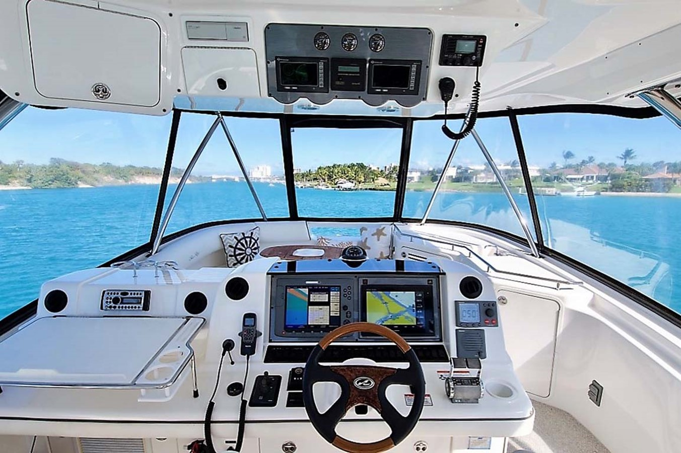 2006 SEA RAY Sedan Bridge Motor Yacht 2476861