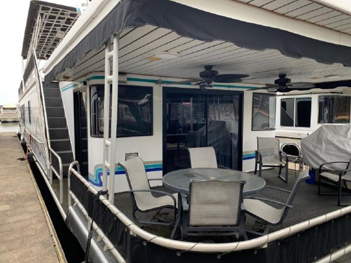 1997 SUMERSET HOUSEBOATS  Houseboat 2476989