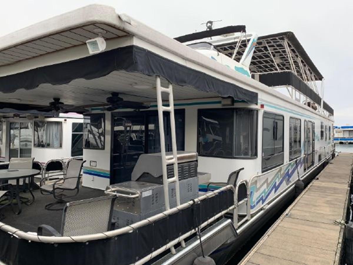 1997 SUMERSET HOUSEBOATS  Houseboat 2476990