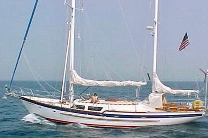 1977 IRWIN YACHTS  Cutter 2477085