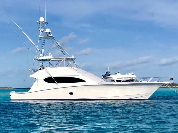 2008 HATTERAS Convertible Sport Fisherman 2477565